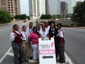 Exceptional People. Exceptional Service. – Susan G. Komen Greater Atlanta Race for the Cure®