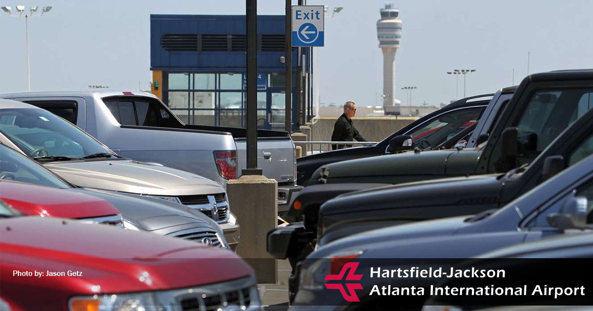 Lanier Parking Commences Operations at Hartsfield-Jackson Atlanta International Airport