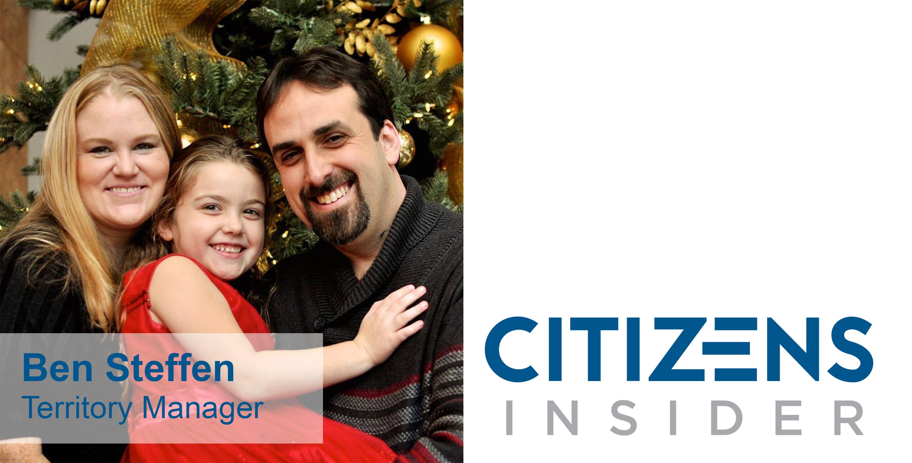 Citizens Insider: Ben Steffen