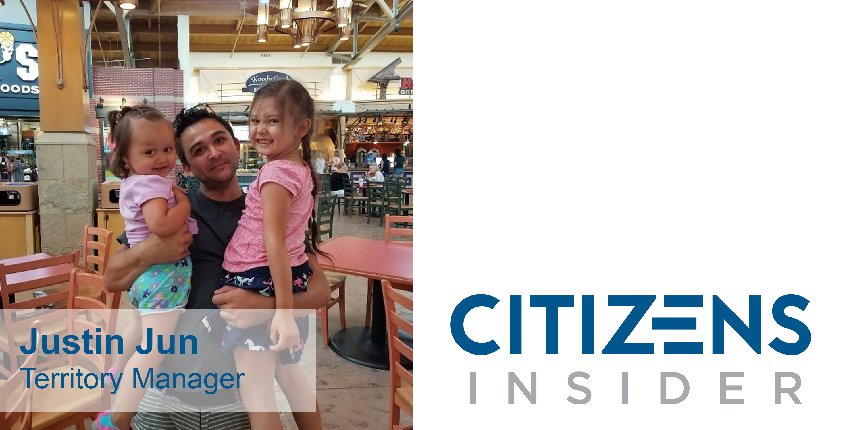 Citizens Insider: Justin Jun
