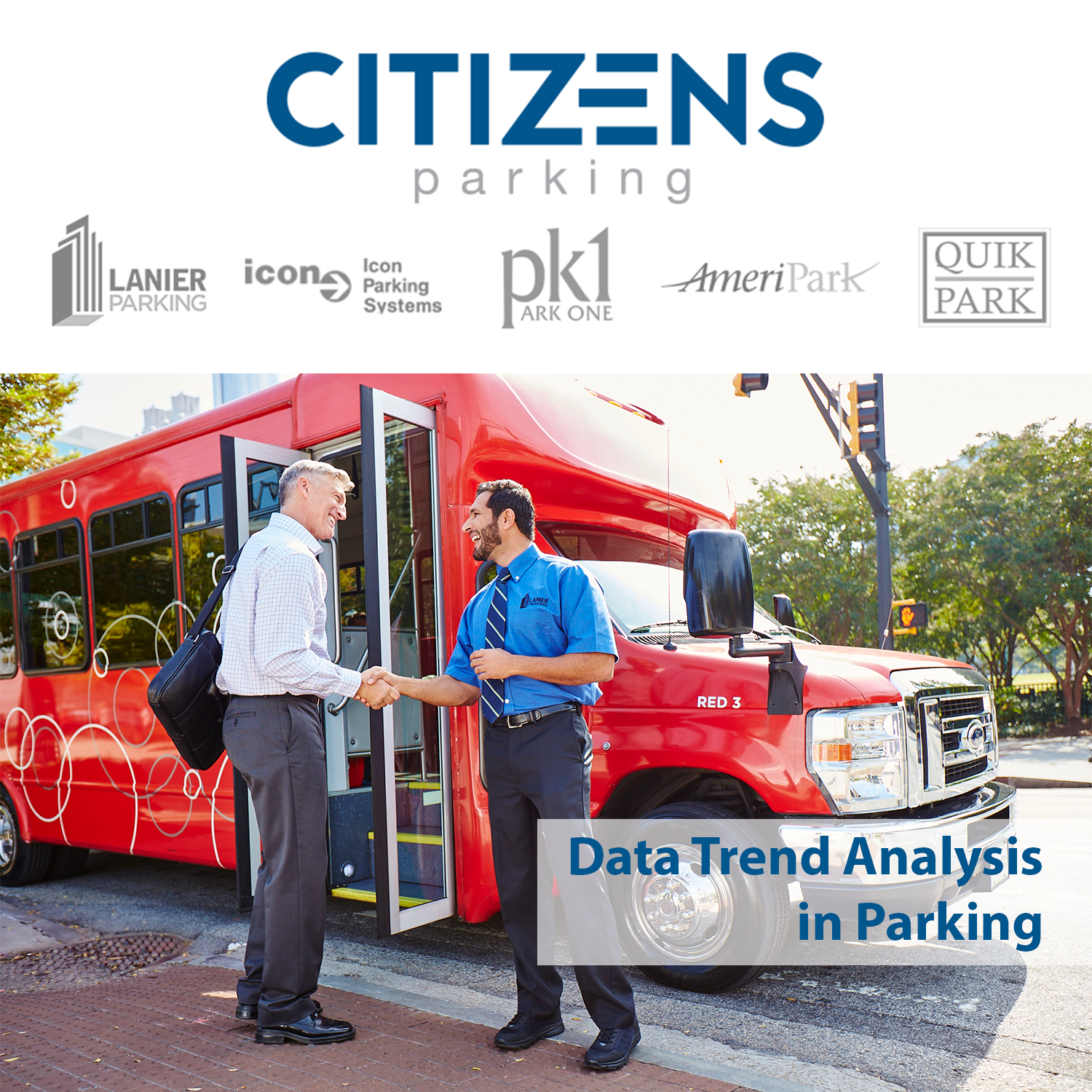 Data Trend Analysis in Parking