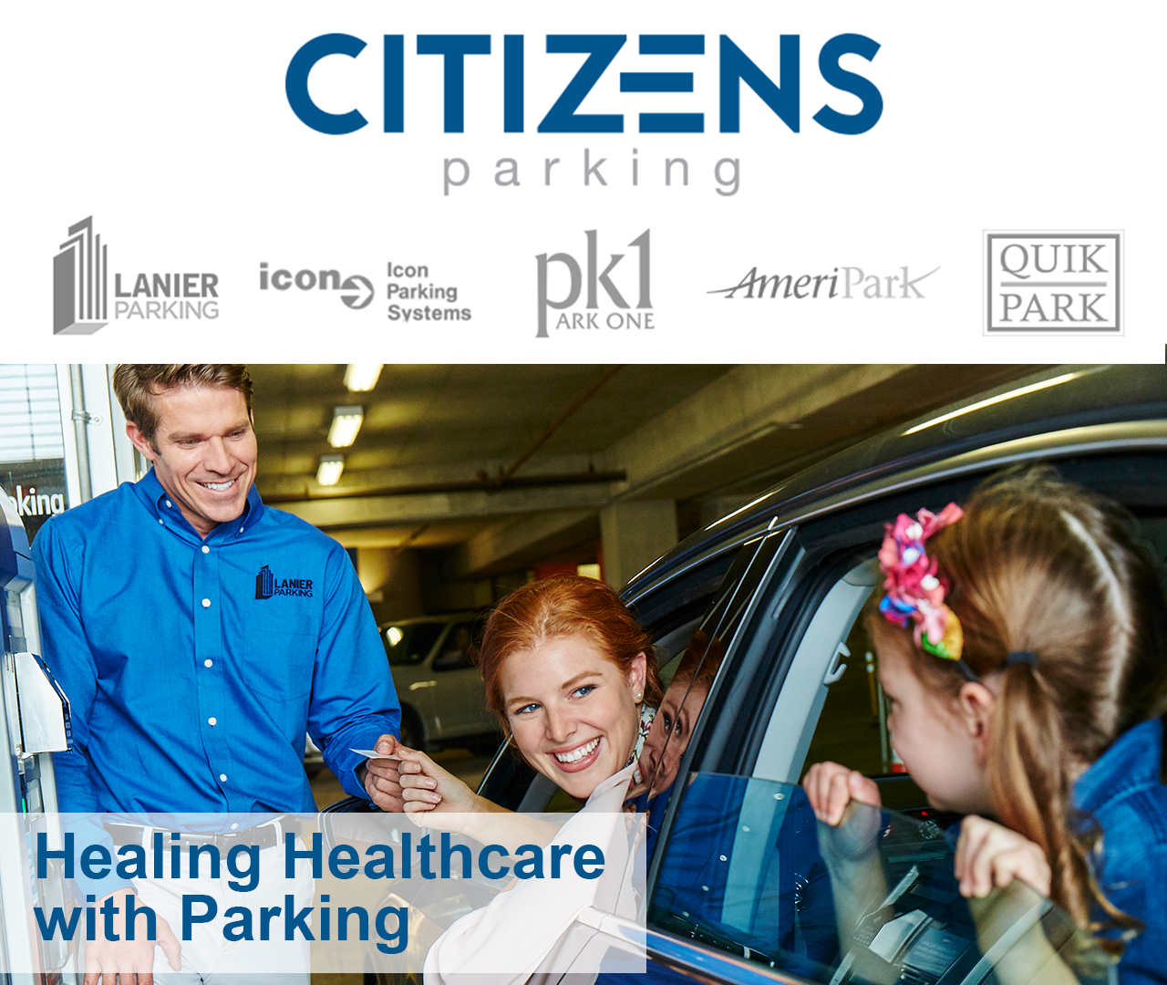 Healing Healthcare with Parking