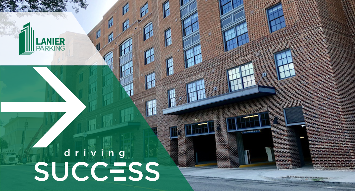 Driving Success: Courier Square Garage