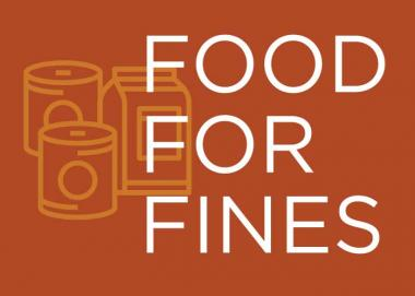 LEXPARK Food for Fines Holiday Program