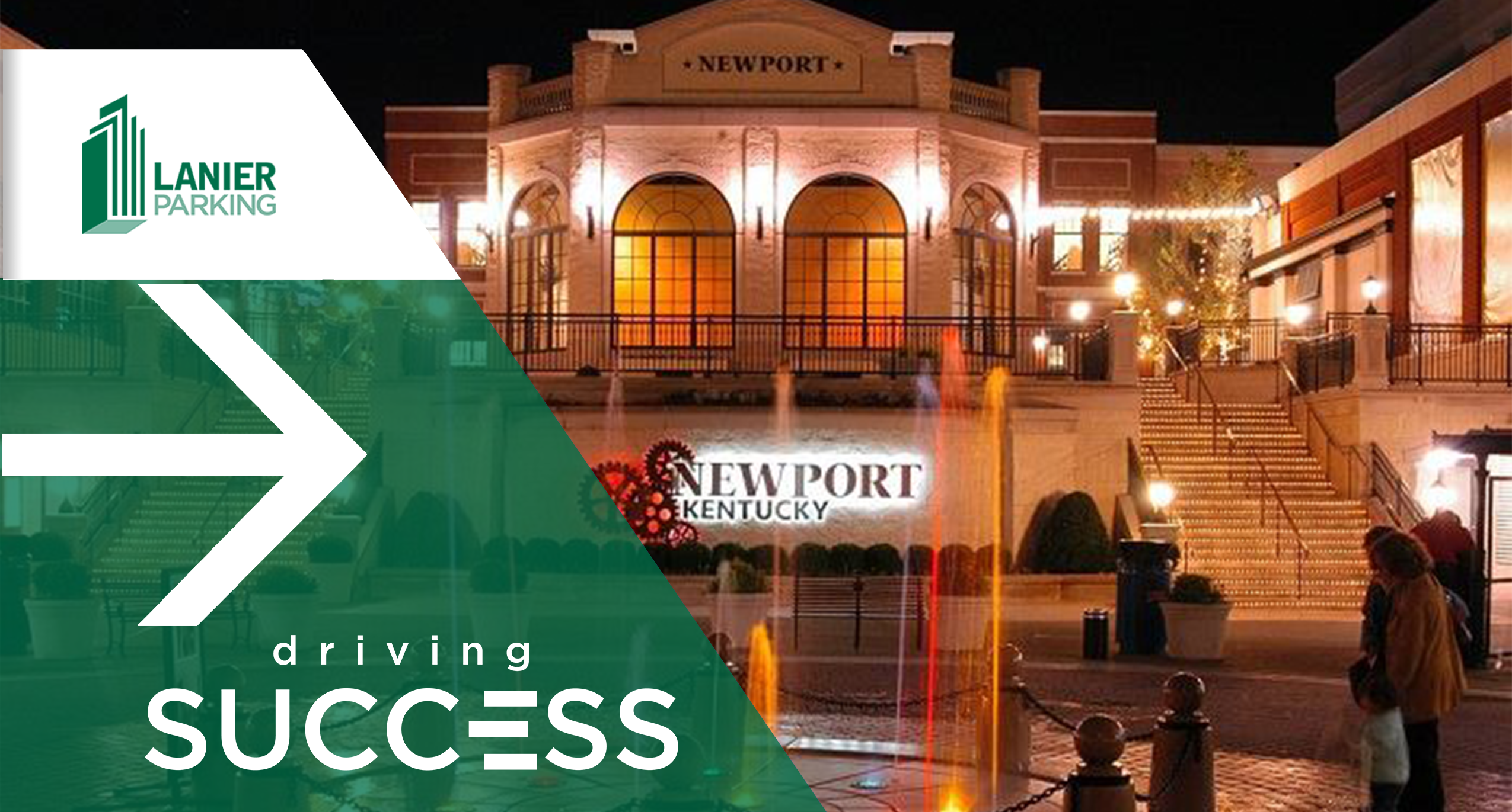 Driving Success: Newport on the Levee