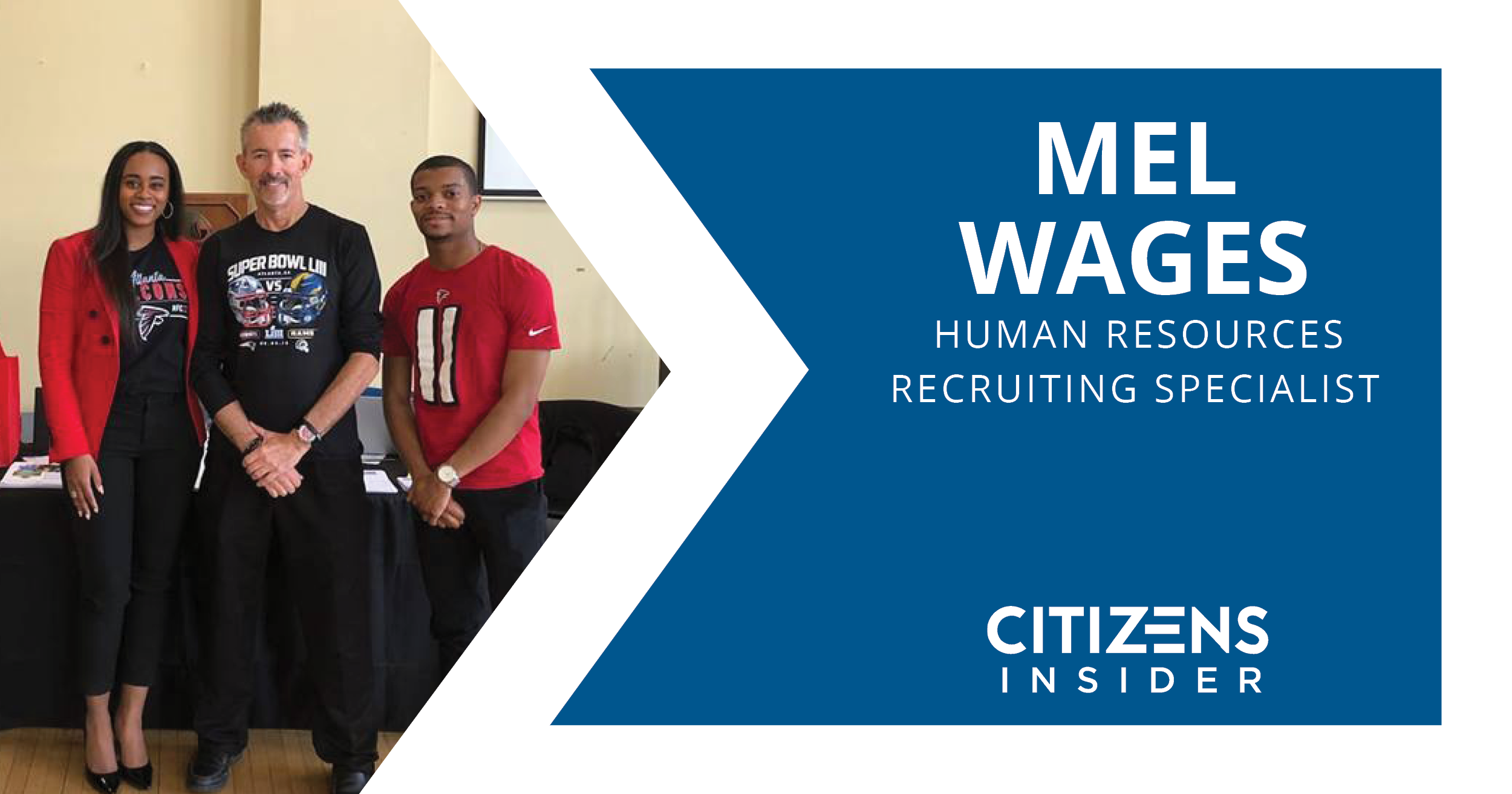 Citizens Insider: Mel Wages