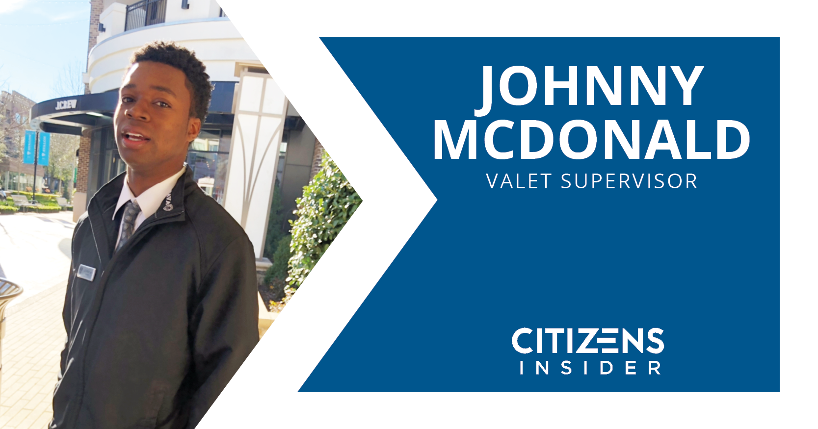 Citizens Insider: Johnny McDonald