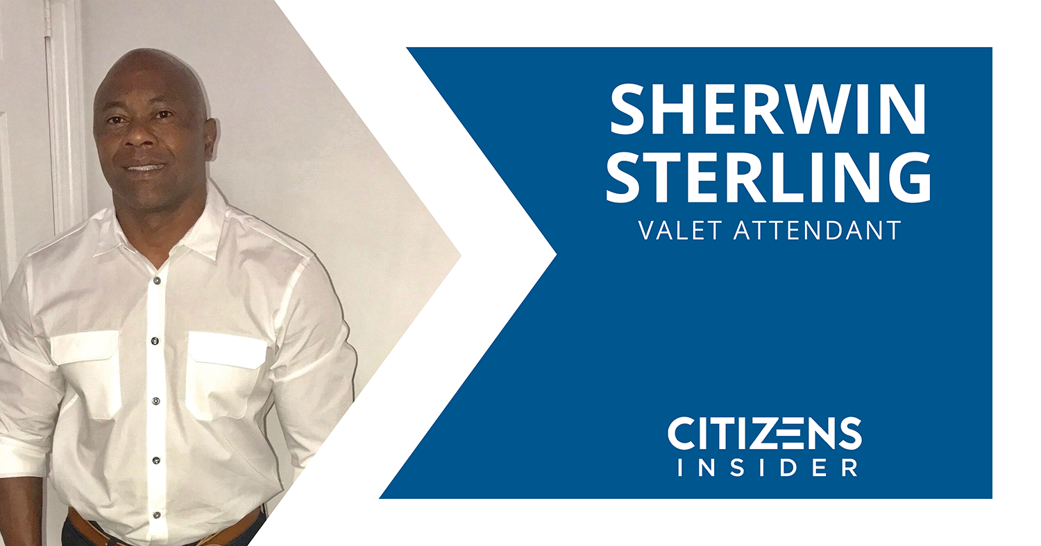Citizens Insider: Sherwin Sterling